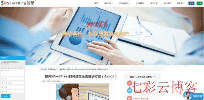 上海首擎外贸推广公司_www.sosearching.com